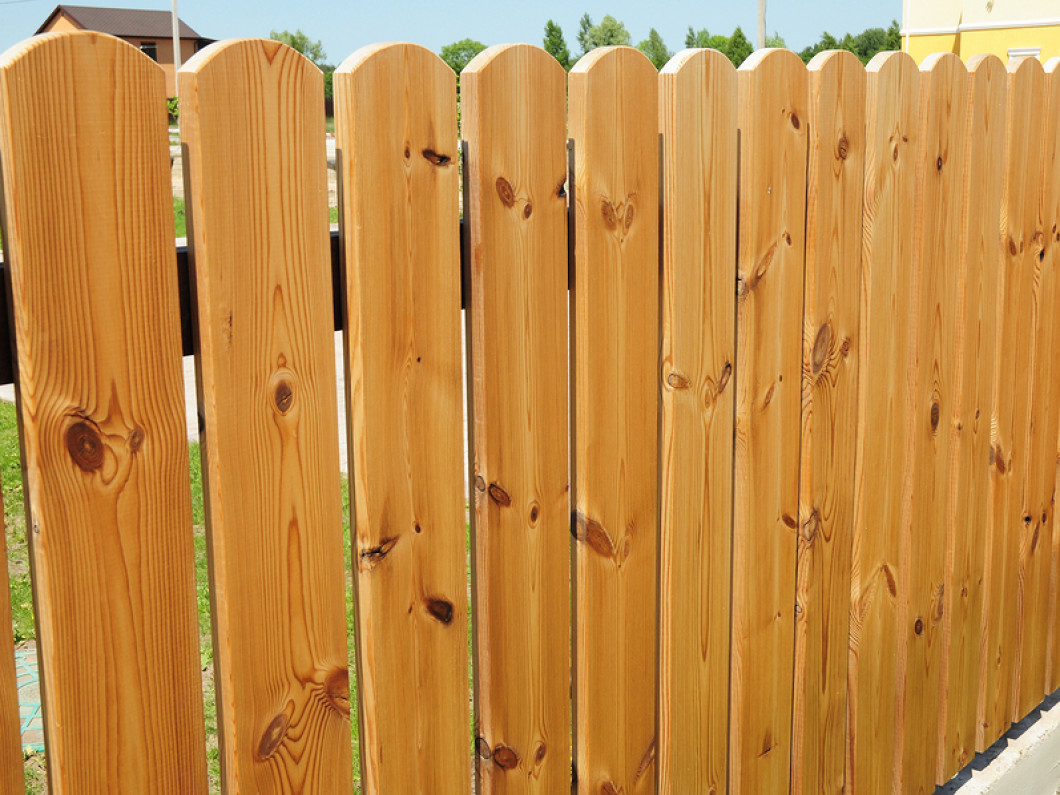 Determine when it's time to replace your wood fencing